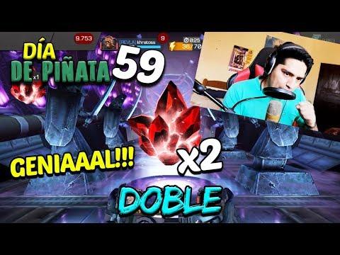 Día de Piñata 59 | DOBLE CRISTAL DE 5 ESTRELLAS y Más - Marvel Contest Of Champions