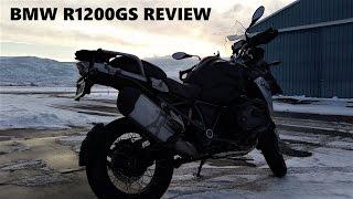 8. 2016/2017 BMW R1200gs   7k Miles   Review   Likes & Dislikes