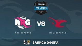 NRG Esports vs. mousesports - ESL Pro League S5 - de_mirage [Anishared]