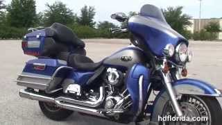 9. Used 2009 Harley Davidson Ultra Classic Electra Glide Motorcycles for sale  - Dunedin, FL