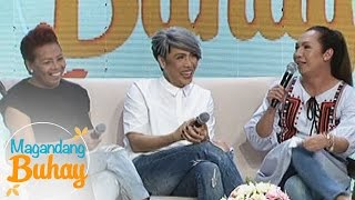 Video Magandang Buhay: Vice Ganda's siblings MP3, 3GP, MP4, WEBM, AVI, FLV Agustus 2018
