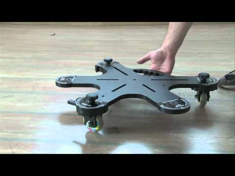 tubetape - Introducing CamDolly invented by Matjaz Hrovat. We think this is one of the coolest products we've seen. It's currently being used by Pixar and FXhome.