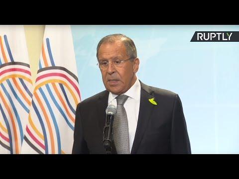 С.В. Лавров о переговорах Путин-Трамп на G20