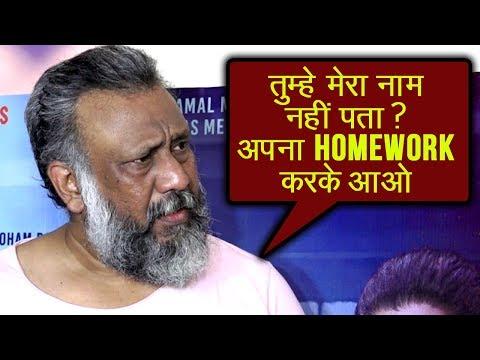 Mulk Director Anubhav Sinha Shouts At Reporter