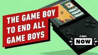 Game Boy To End All Game Boys Announced - IGN Now by IGN