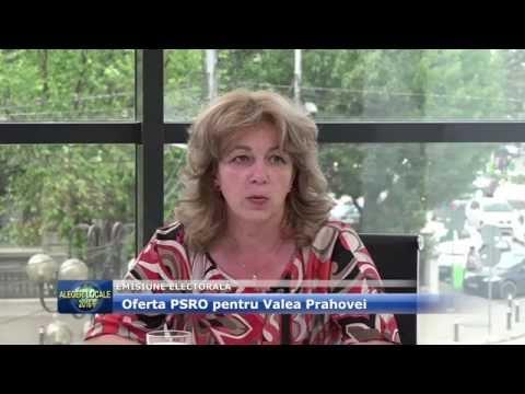 Emisiunea Electorală – 23 mai 2016 – candidați PSRO
