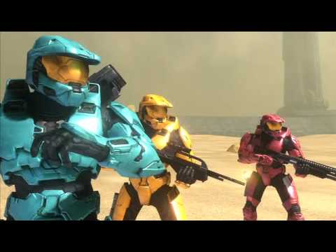 Red vs. Blue Revelation: Episode 1 Video