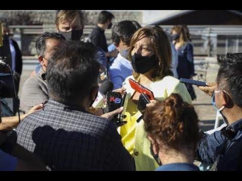 """Para Carreras, el nuevo hospital de Bariloche """"pondrá en valor el trabajo del personal"""""""