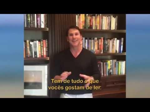 """Nicholas Sparks fala sobre """"No seu olhar"""""""