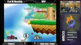 """Frost Bite"" A MN Smash Melee Combo Video"