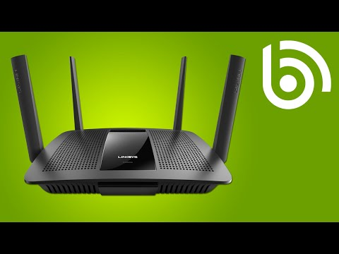 Linksys EA8500 WiFi Router Overview