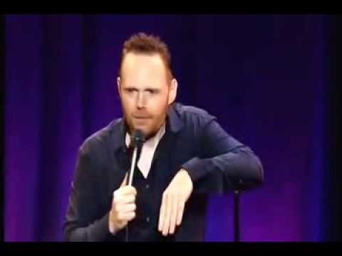 "Bill Burr - There is NO ""reason"" to hit a woman...Right?"