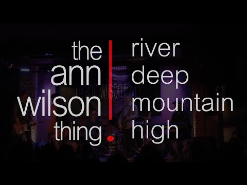 River Deep Mountain High (Live)
