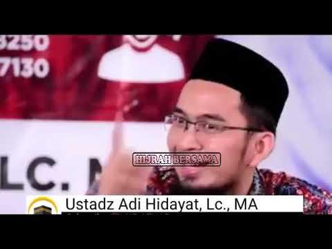 FULL CERAMAH... Spirit Ta'awun - Ust Adi Hidayat, Lc  MA