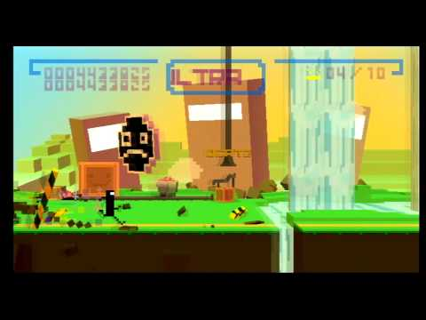 preview-Play - Bit.Trip Runner 2-8 perfect (Game Zone)