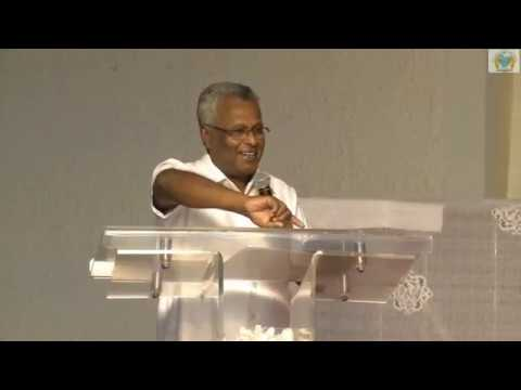 The Last Supper - Rev. Dr. M A Varughese Bethel AG Church Bangalore