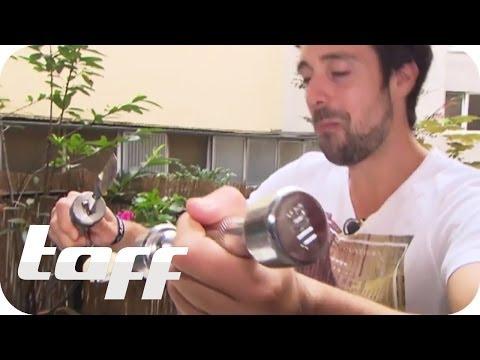 Coole Fitness-Gadgets für Zuhause im Test | taff