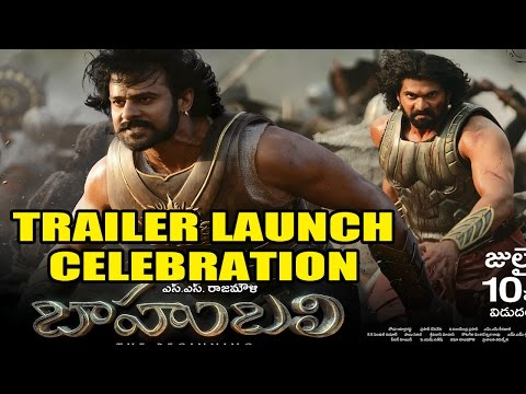 Bahubali 2 Movie Trailer Hd The Conclusion Prabhas