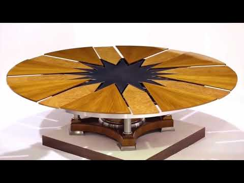 Expanding Round Table Video Watch Hd Videos Online Without