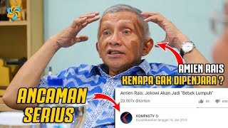 Video TUDUHAN SERIUS ! Amin Rais Kenapa Gak DIPOLISI- kan ? Jokowi DI4NCAM Serius ... MP3, 3GP, MP4, WEBM, AVI, FLV Januari 2019