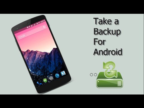 How to Backup and Restore Apps and Data on any Android Phone – NO ROOT