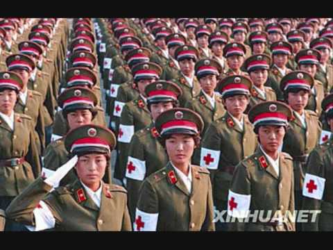 soldiers Chinese women
