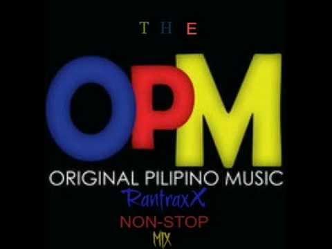 Nonstop Mix - All Original Pilipino Music... Non-stop mix.. Thanx to Mr. Klu.. :) by RantraxX.