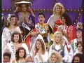 Miss Universe 1990- 10 Semifinalists