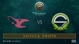 Mouz vs Singularity, The International 2017 Qualifiers [Adekvat, NS]