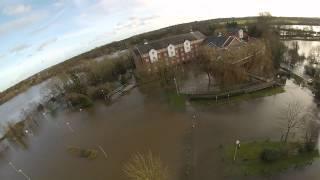 Heckfield United Kingdom  city photos gallery : Sindlesham Best Western hotel Reading - River Loddon flood