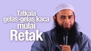 Video Pengajian Islam: Tatkala gelas-gelas kaca mulai retak - Ustadz Dr. Syafiq Riza Basalamah, MA. MP3, 3GP, MP4, WEBM, AVI, FLV Juni 2018