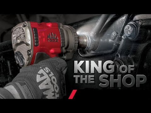 """High Performance 1/2"""" Drive Air Impact Wrench"""