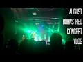 August Burns Red - Messengers 10th Anniversy Tour Concert Vlog