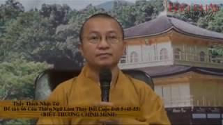 Biết Thương Chính Mình - TT.Thích Nhật Từ - tusachphathoc.com
