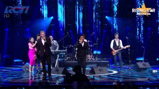 """Video Michael Learns To Rock feat  Expert """"The Actor"""" - Grand Final Rising Star Indonesia Eps 24 MP3, 3GP, MP4, WEBM, AVI, FLV Februari 2019"""