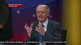 """A Fondo: """"Contrareforma Educativa""""."""