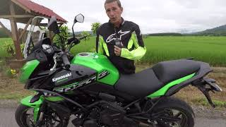7. 2018 Kawasaki Versys 650 Review