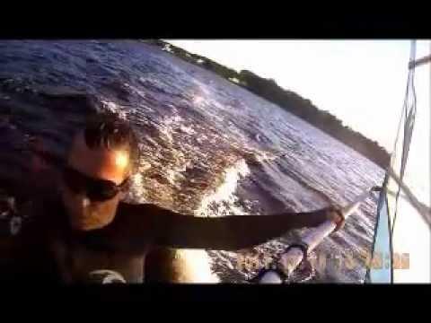 Windsurf em Barra do Sul