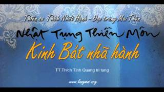 Kinh Bát Nhã Hành - Nhật Tụng Thiền Môn