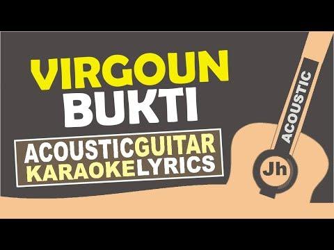 Virgoun - Bukti Karaoke tanpa vokal Surat Cinta Dari Starla