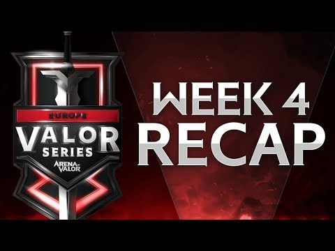 EU Region Highlights - Valor Series Season 2 Week 4