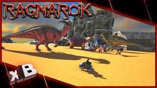 COMMUNITY KIBBLE FARM! :: ARK: Ragnarok Evolved :: Ep 7