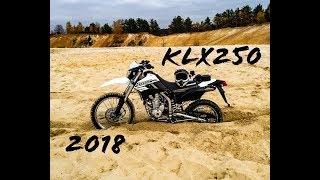 7. Обзор и Те�т Драйв Kawasaki KLX250 2018. Билет В Мир Э�ДУРО?!
