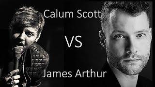 Video Calum Scott vs James Arthur - When We Were Young (Adele Cover) MP3, 3GP, MP4, WEBM, AVI, FLV Maret 2018