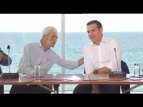 Αλ. Τσίπρας: Να συνεχιστεί η προσπάθεια που έκανε η κυβέρνηση ΣΥΡΙΖΑ για τη Β. Ελλάδα