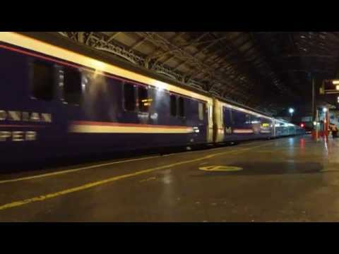 All Night Freight & Sleepers at Preston on the 24th - 25t...