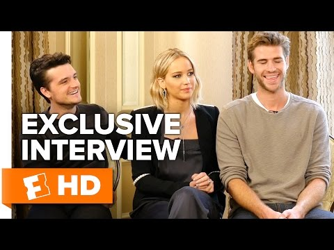 The Hunger Games: Mockingjay, Part 2 (Interview 'Fact or Fiction')