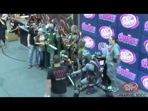 Costumes - Love cosplay? We do to! Check out the winners of this year's Marvel Costume Contest at San Diego Comic-Con 2014! Can't make it to the convention? Don't forge...