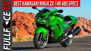 9. 2017 Kawasaki Ninja ZX-14R ABS Specs and Review