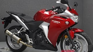 8. 2011  HONDA  CBR250R  - National Powersports Distributors